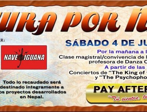 Nave Iguana 4 de Julio